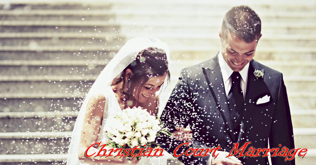 Christian court marriage in Lahore Pakistan - Aazad Law