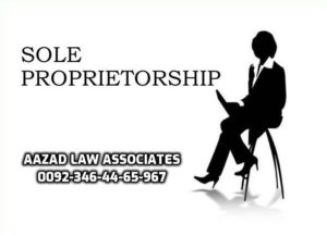 Sole Proprietorship in Pakistan
